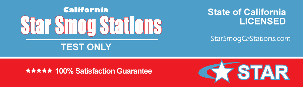 Star Smog Stations Southern California Discount Coupons